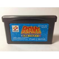Rave Master Groove Adventure Hikari To Yami No Daikessen Gba