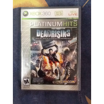 Juego Xbox 360 Dead Rising