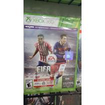 Fifa 2016 Xbox 360 Nuevos Sellados (videogames Jdc)
