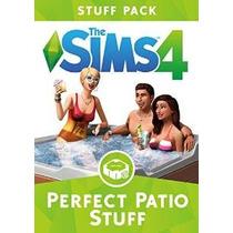 Los Sims 4: Perfect Patio Materia [código De Juego Online]