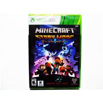 Minecraft Story Mode Nuevo - Xbox 360