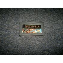 Dinotopia The Time Stone Pirates Para Game Boy Advance