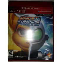 Ratchet & Clank Future A Crack In Time Nuevo Sellado Ps3