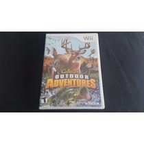 Cabelas Outdoor Adventures Wii Usado . Cambios Gamer..