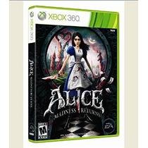 Madness Returns - Xbox 360: Alice