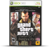 Grand Theft Auto Iv: Complete Edition ¡solo En Gamers!