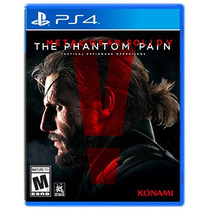 .: Metal Gear Solid V Phantom :. Para Ps4 En Start Games