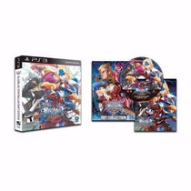Blazblue Continuum Shift Extend Limited Edition Ps3 Sellado