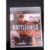 Battlefield Hardline Ps3 Fisico Nuevo Pago Contra Entrega