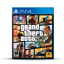 Grand Theft Auto V. Para Ps4 ¡sólo En Gamers!