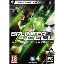 Splinter Cell De Tom Clancy Ultimate Edition (pc Dvd)
