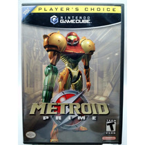 Metroid Prime Nintendo Gamecube Completo Ngc