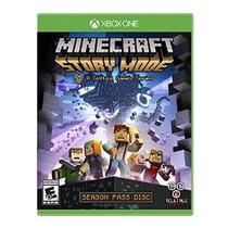 Minecraft: Modo Historia - Temporada Disco - Xbox Uno