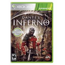 Juego Para Xbox 360 Dante