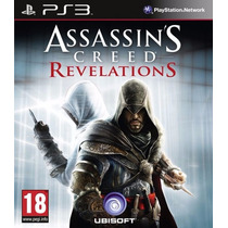 Ps3 Uplay Para Assassins Creed Revelations (mercado Pago)