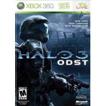 Halo 3 Odst Xbox 360 Nuevo Blakhelmet Sp