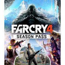 Far Cry 4 Season Pass (xbox 360)