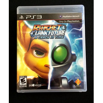 Ratchet Clank Future Ps3