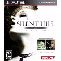 Silent Hill Hd Collection - Playstation 3, Ps3