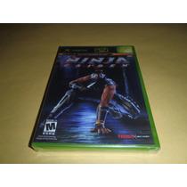 Ninja Gaiden Xbox Compatible Xbox360 Nuevo Sellado D Fabrica