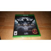 Diablo Iii Ultimate Evil Edition Xbox One Sellado Y Nuevo