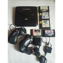 Consola Sega Genesis 2 100% Original.