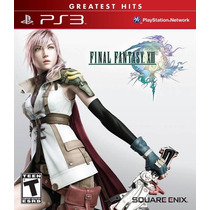 Final Fantasy Xiii Greatest Hits Ps3 Nuevo Citygame
