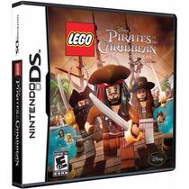 Piratas Del Caribe Lego Para Nintendo Ds Nuevo