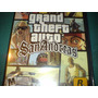 Grand Theft Auto San Andreas Juego De Ps2 Play 2