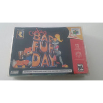 N64 - Conkers Bad Fur Day