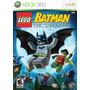 Lego Batman Platinum Hits Xbox 360 Nuevo Sellado Original