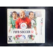 Fifa Soccer 12 Para Nintendo 3ds Acepto Cambios