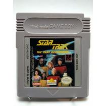 Star Trek The Next Generation Para Nintendo Game Boy