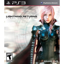 Final Fantasy Lightning Returns Ps3 Nuevo Citygame