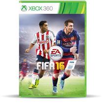 Fifa Soccer 2016. Para Xbox 360 ¡sólo En Gamers!