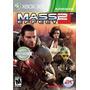 Mass Effect 2 Nuevo Sellado Xbox 360