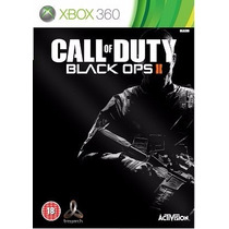 Call Of Duty: Black Ops 2 Xbox 360 Codigo Descargable