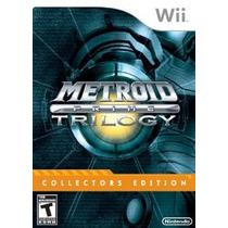 Metroid Prime Trilogy: Edición Coleccionista