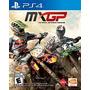 Mxgp - El Videojuego Oficial De Motocross - Ps4 [código Digi