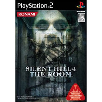 Silent Hill 4 The Room Ps2 Japones