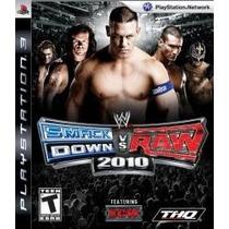 Smackdown Vs Raw 2010 Ps3 Nuevo Citygame