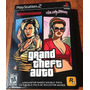 Grand Thef Auto Double Pack, Liberty City Y Vice City