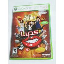 Lips Party Classics Xbox 360 Seminuevo Karaoke
