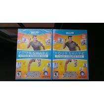 Wii U Your Shape Fitness Evolved 2013 Nuevo, Sellado
