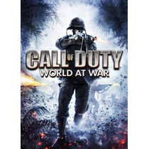 Call Of Duty: World At War - Pc [online Código De Juego]