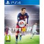 Fifa 16 Playstation 4 Nuevo Sellado Videojuego Ingles Ps4