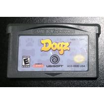 Dogz En Excelente Estado Para Gba Original Al 100% Game Boy