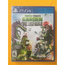 Plants Vs Zombies Garden Warfare Ps4 Nuevo Sellado
