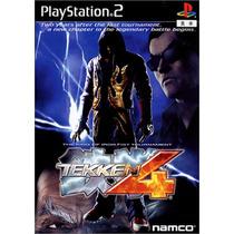Tekken 4 Ps2 Japones