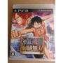 Ps3 Playstationone Piece Kaizoku Musou Import Japones Anime